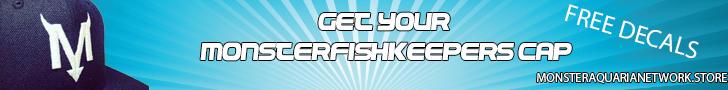 Get Your MonsterFishKeepers Cap